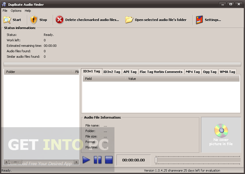 3delite Duplicate Audio Finder Latest Version Download