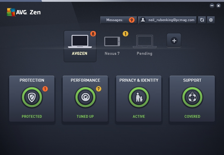AVG Internet Security 2015 Latest Version Download