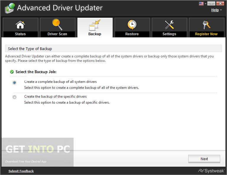 Advanced Driver Updater 2.7 Direct Link Download