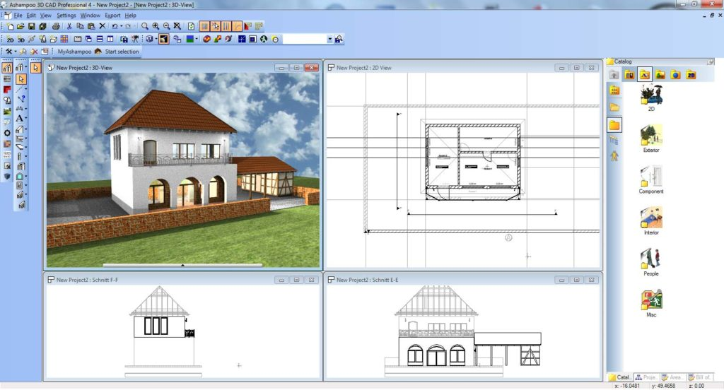 Ashampoo 3D CAD Professional 5 Direct Link Download