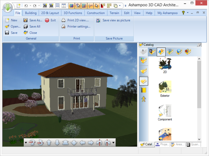 Ashampoo 3d cad professional 5 free download Free cad software for home design