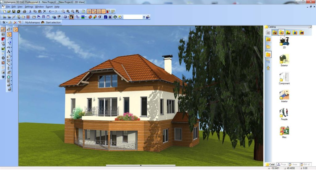 Ashampoo 3D CAD Professional 5 Offline Installer Download