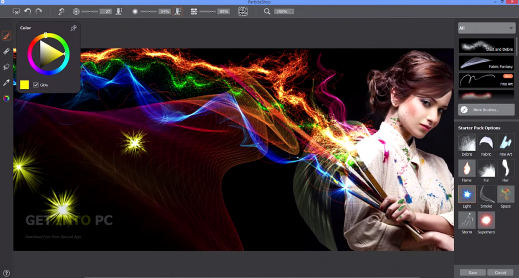 Corel ParticleShop Latest Version Download