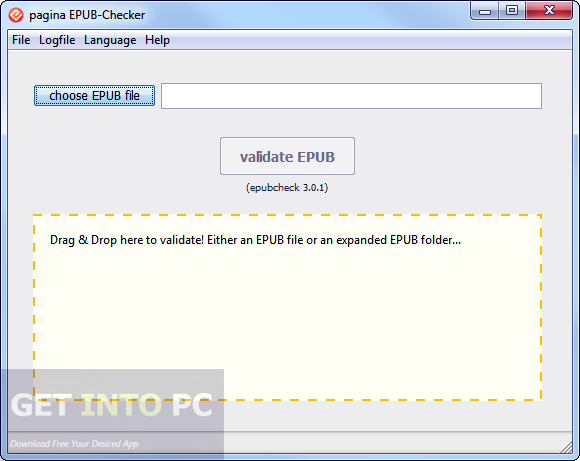 EPUB Checker Latest Version Download