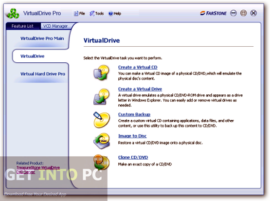 Farstone Virtual Drive Pro Direct Link Download