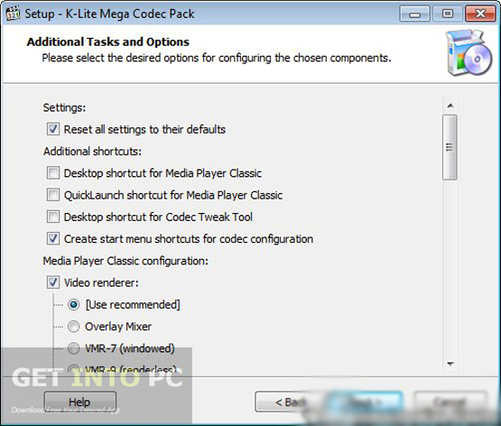 Free Download Latest K-Lite Mega Codec Pack