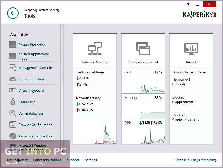 Kaspersky Internet Security 2016 Direct Link Download