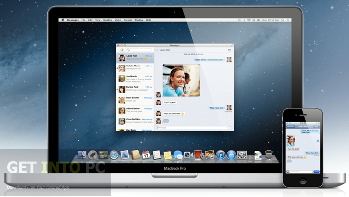 Niresh Mac OSX Mountain Lion 10.8.5 Direct Link Download