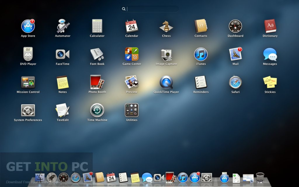 Niresh Mac OSX Mountain Lion 10.8.5 Latest Version Download