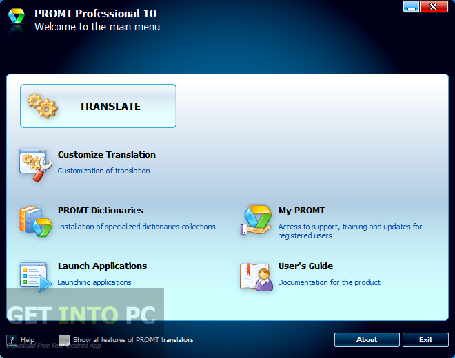 PROMT Expert 10 Incl Dictionaries Offline Installer Download