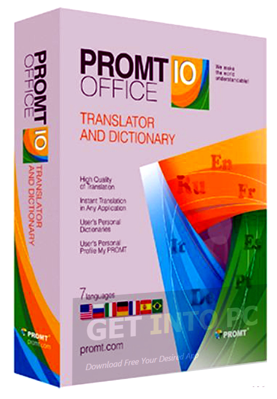 promt translator free download