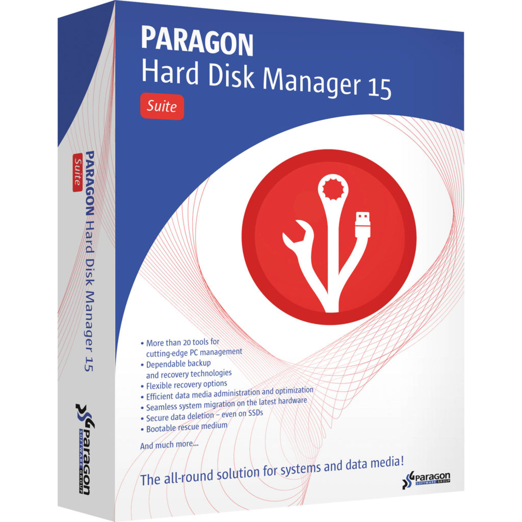Paragon Hard Disk Manager 15 Suite Business Free Download