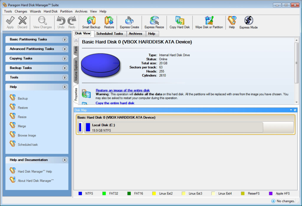 Paragon Hard Disk Manager 15 Suite Business Latest Version Download