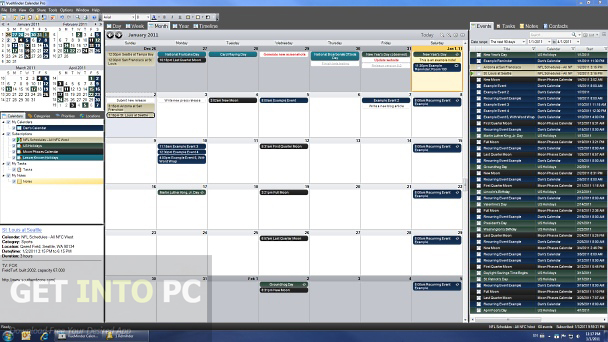 VueMinder Calendar Pro Offline Installer Download