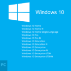 Windows 10 AIO 22 in 1 Free Download