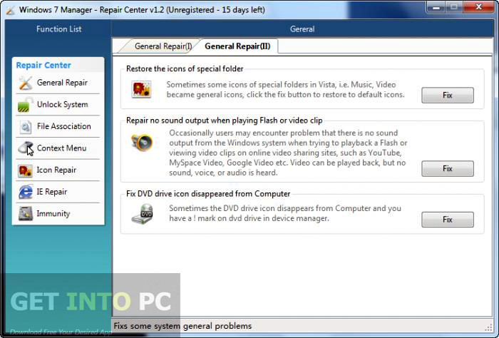 Yamicsoft Windows 7 Manager Direct Link Download