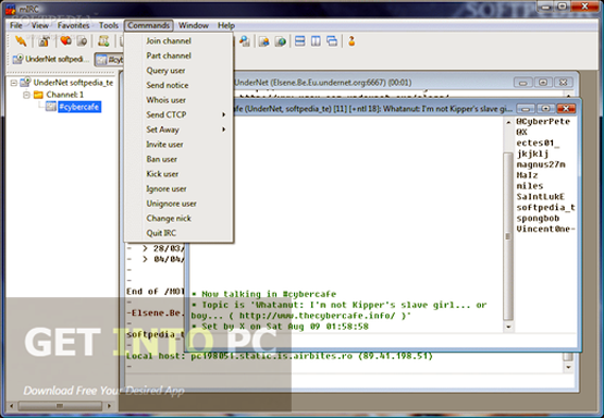 mIRC v7.43 Latest Version Download