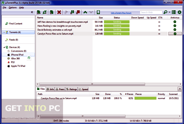 uTorrent Pro 3.4.4 Build 40911 Direct Link Download