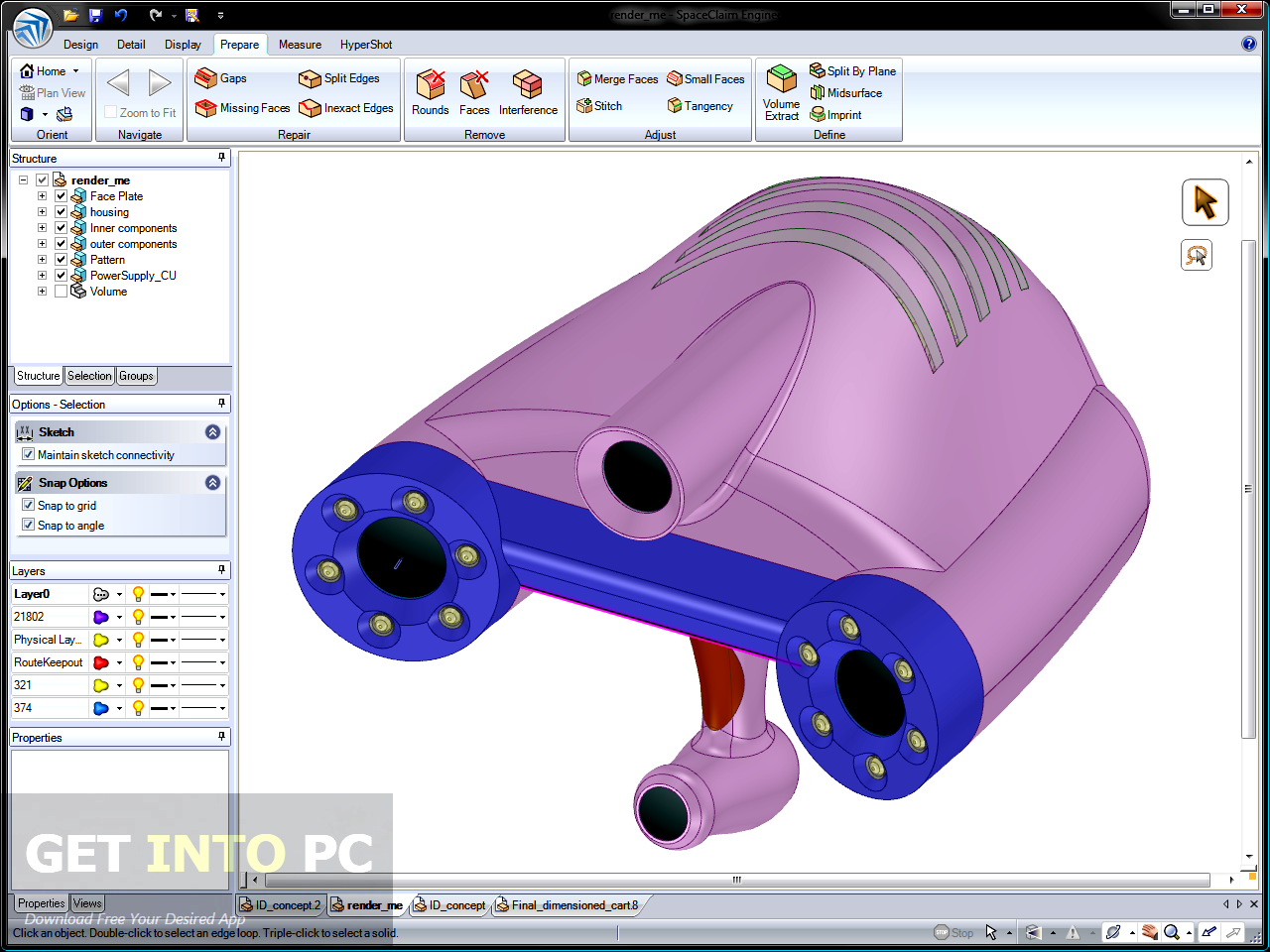 ANSYS SpaceClaim Direct Modeler 2014 ISO Latest Version Download