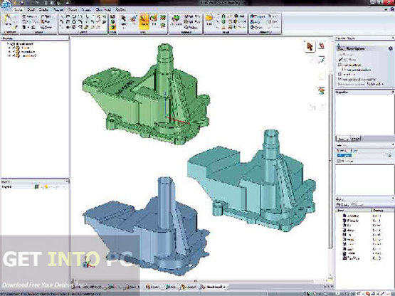 ANSYS SpaceClaim Direct Modeler 2014 ISO Offline Installer Download