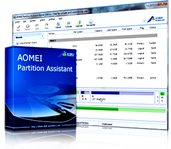AOMEI Partition Assistant Pro Edition Free Download