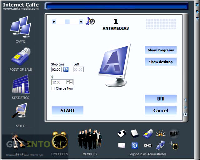 Antamedia Internet Cafe Latest Version Download