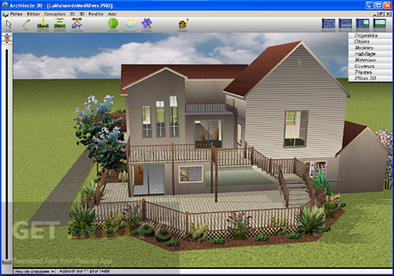 Architect 3d ultimate v17 free download - Virtual home design software free download ...
