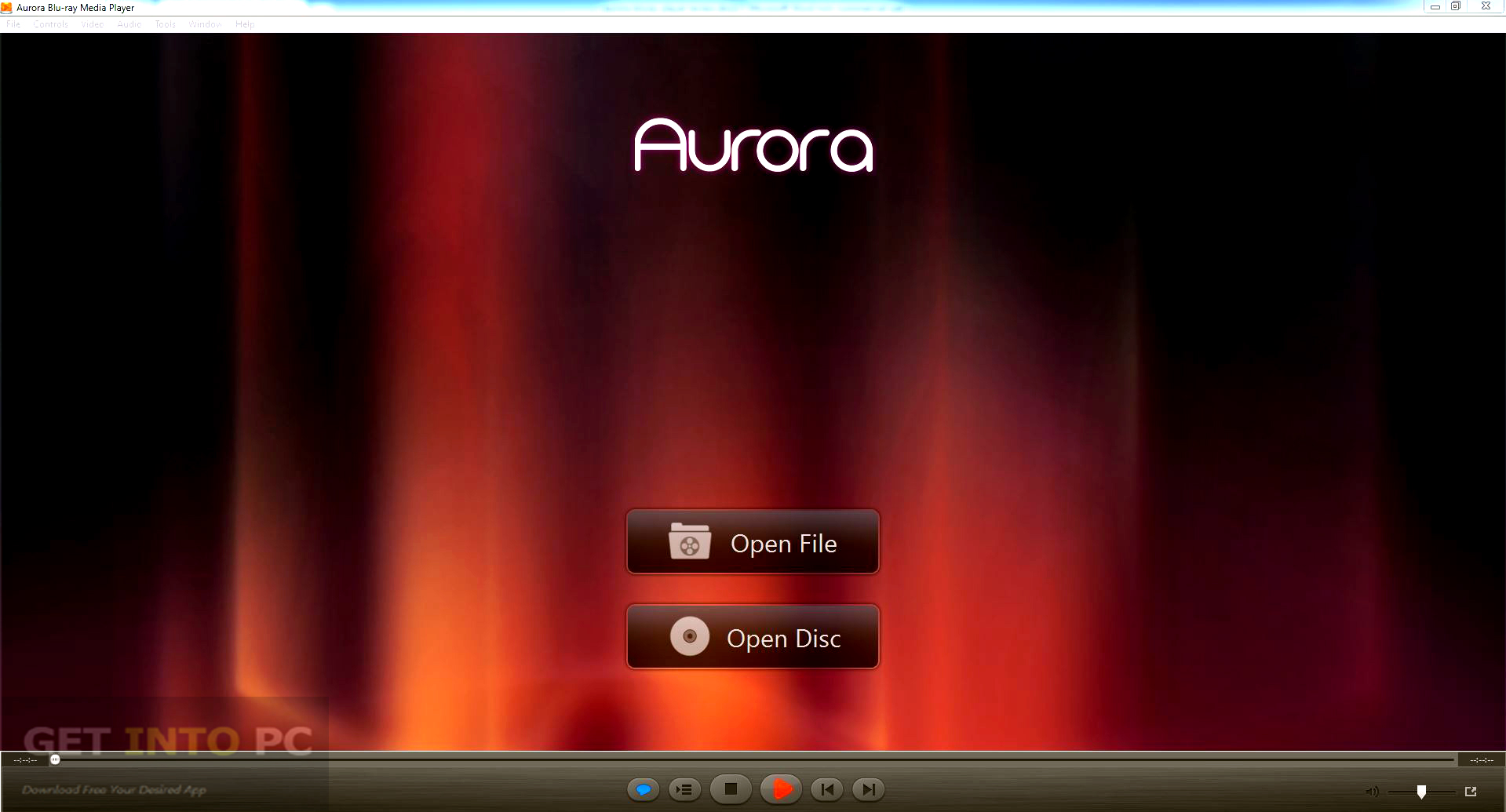 Aurora Blu-ray Media Player Latest Version Download