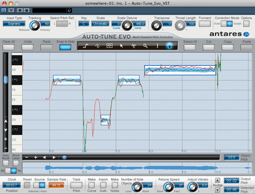 Auto Tune software, free download For Windows