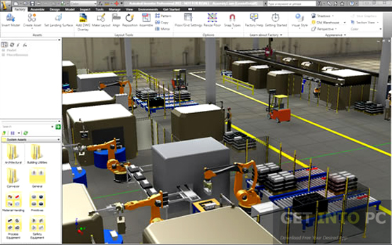 Autodesk Factory Layout Suite Latest Version Download
