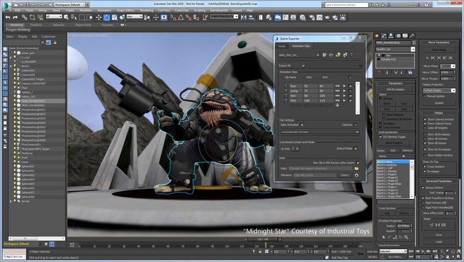 Autodesk Stingray v2016 Direct Link Download