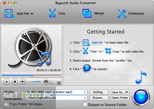 Bigasoft Audio Converter Latest Version Download
