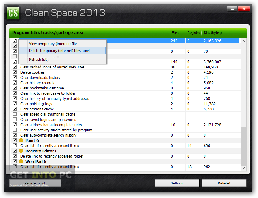 Clean Space 2015 Direct Link Download