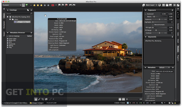 Corel AfterShot Pro v2.2.1.64 Direct Link Download