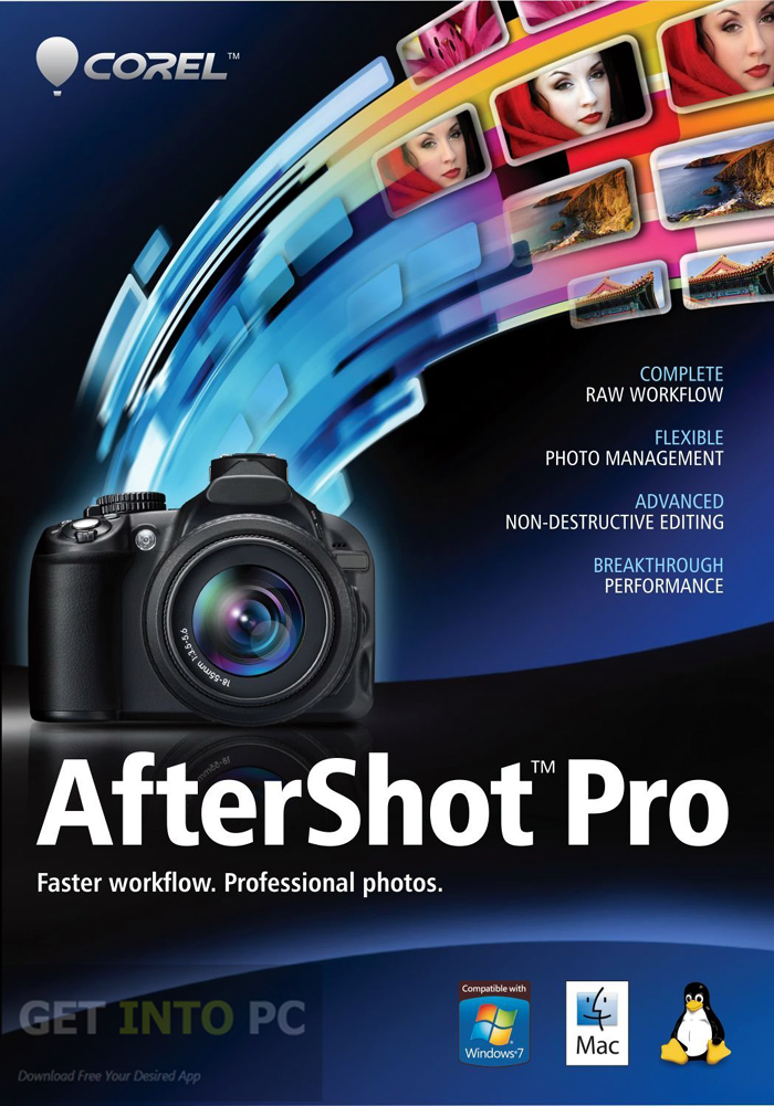 Corel AfterShot Pro v2.2.1.64 Free Download