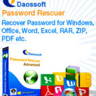 Daosoft Windows Password Rescuer Personal Free Download