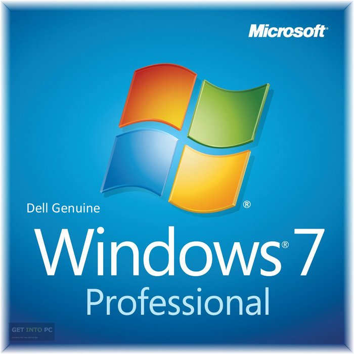 Dell Genuine Windows 7 Professional OEM DVD ISO Free Download