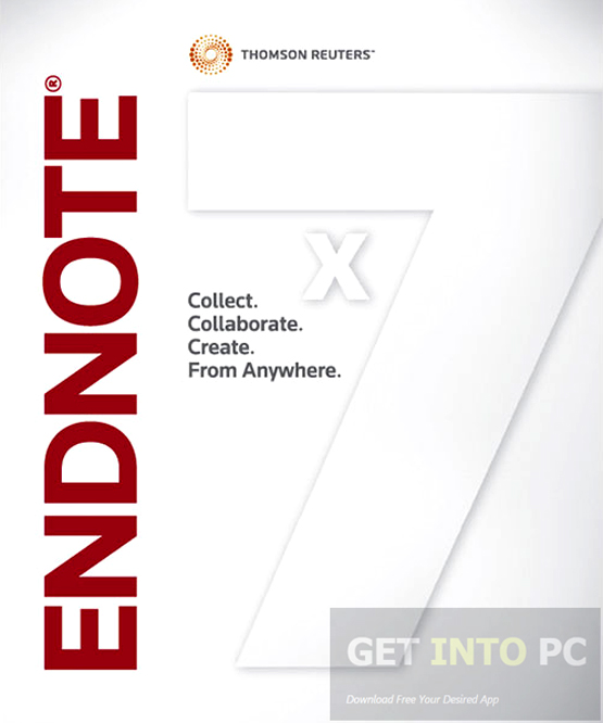 Endnote download free for mac
