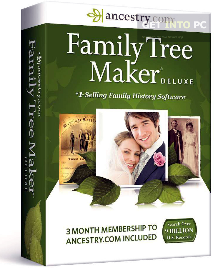 Family Tree Maker 2014 Free Download