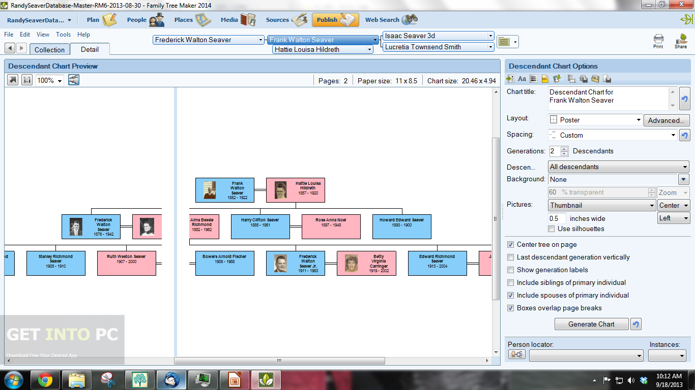 Family Tree Maker 2014 Latest Version Download