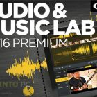 MAGIX Audio and Music Lab 2016 Premium Free Download