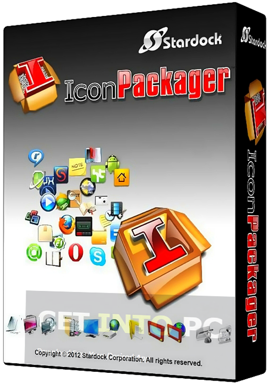 Stardock IconPackager With Isolation Icons Free Download