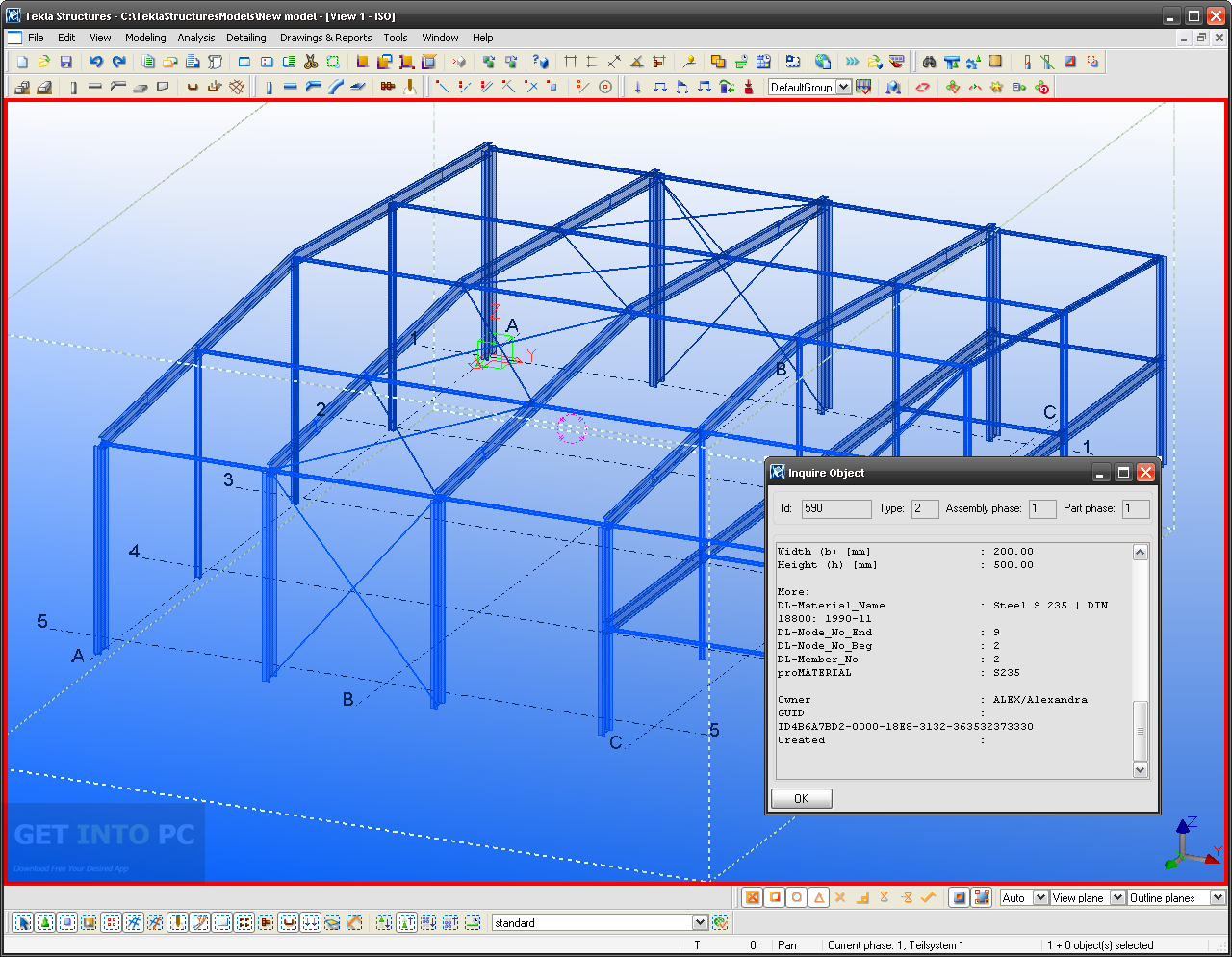 Tekla structures Training manual Pdf
