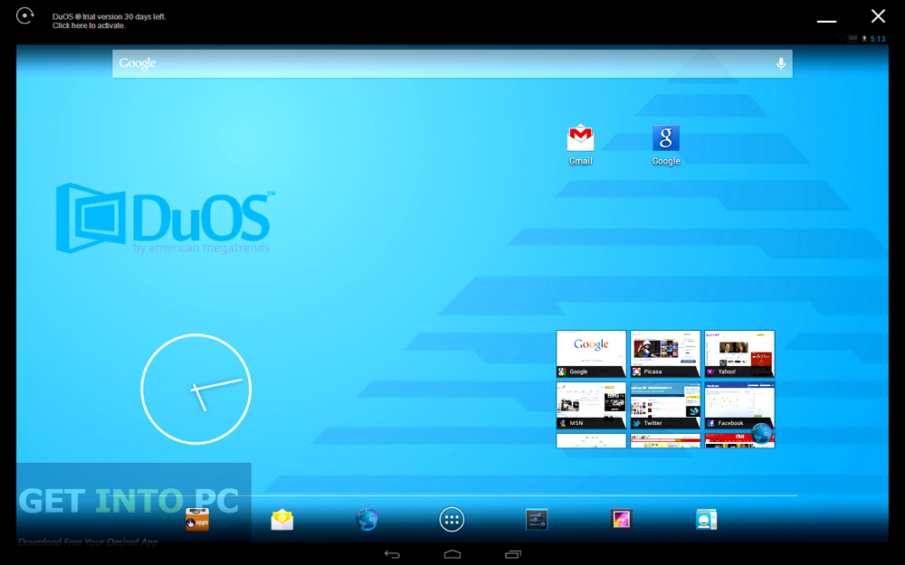 AMIDuOS Setup Free Download
