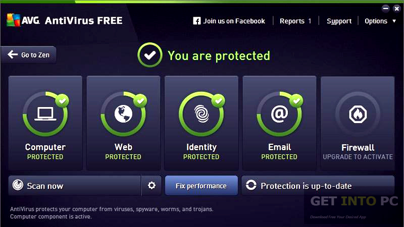AVG Antivirus 2016 Direct Link Download