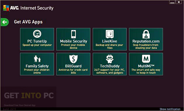 AVG Internet Security 2016 Direct Link Download