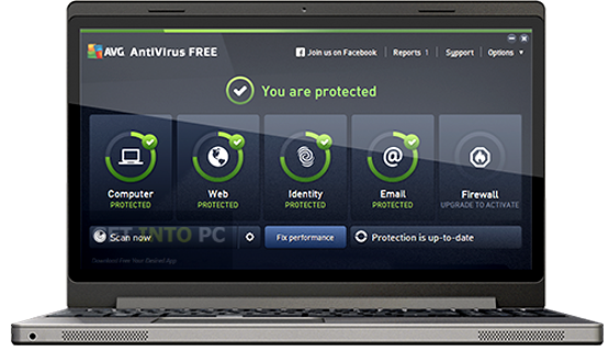 AVG Internet Security 2016 Offline Installer Download