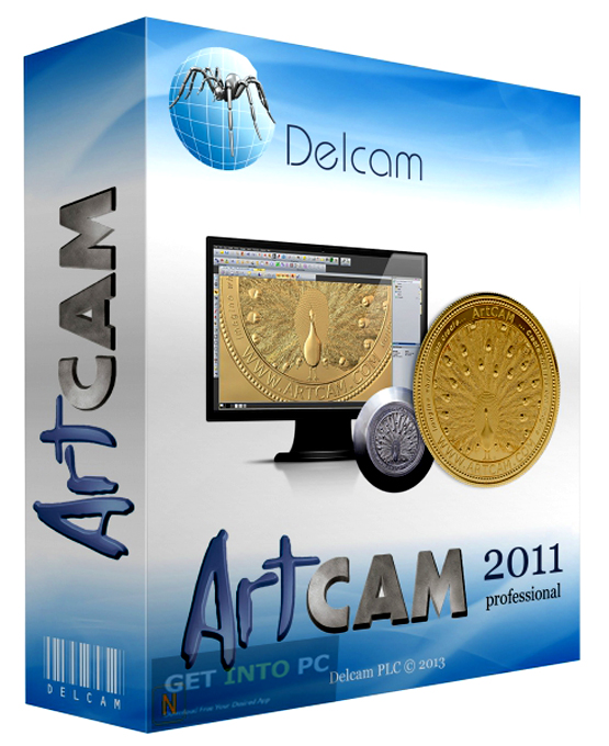 ArtCAM 2011 ISO Free Download