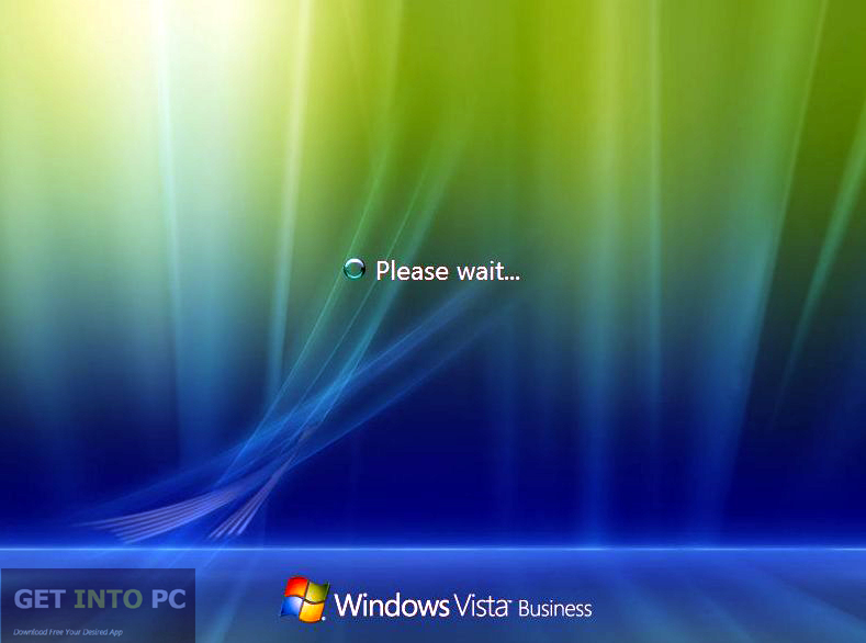 Dell Genuine Windows Vista Business Edition SP1 OEM ISO Offline Installer Download