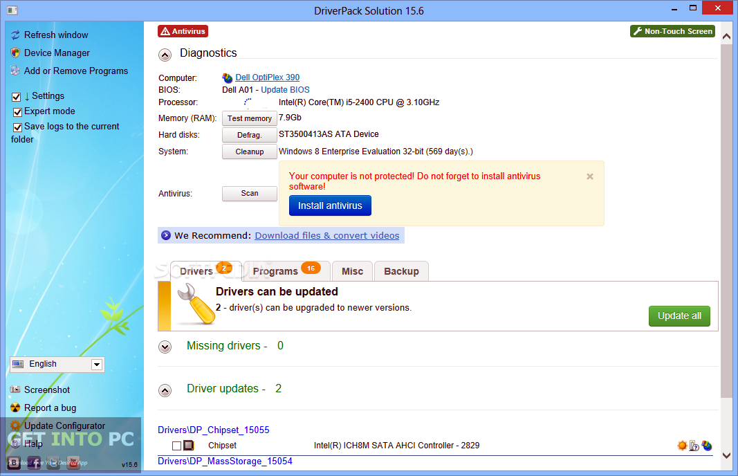 Free Download Driver Detective Full Version For Windows 8